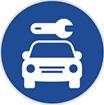 Servis osobních a nákladních vozidel